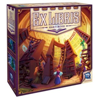 Renegade Game Studios Ex Libris [English]
