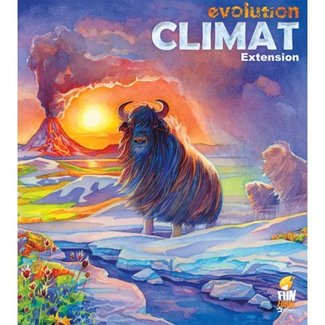 Funforge Evolution : Climat [French]