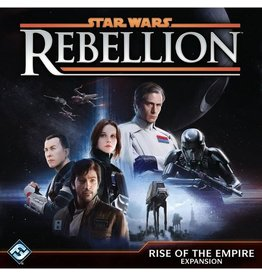 Fantasy Flight Games Star Wars - Rebellion : Rise of the Empire [anglais]