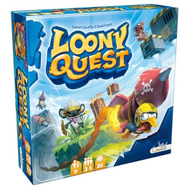 Libellud Loony Quest [Multi]