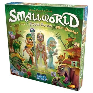 Days of Wonder Small World : Power Pack 2 [French]