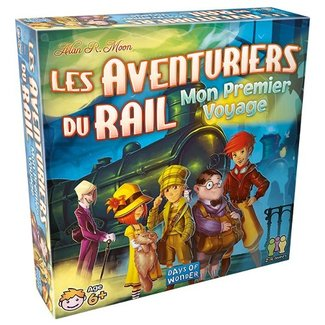 Days of Wonder Aventuriers du rail (les) - Mon premier voyage [French]