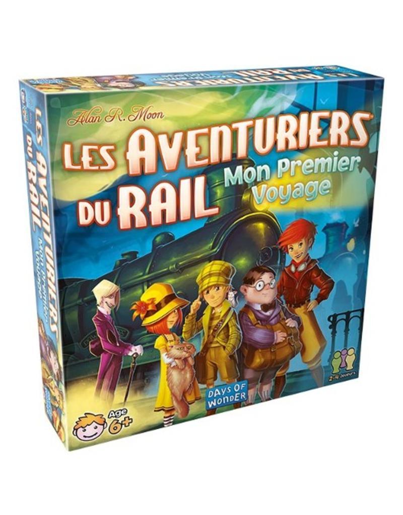 Days of Wonder Aventuriers du rail (les) - Mon premier voyage [français]