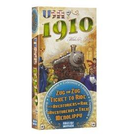 Days of Wonder Aventuriers du rail (les) : USA 1910 [multilingue]