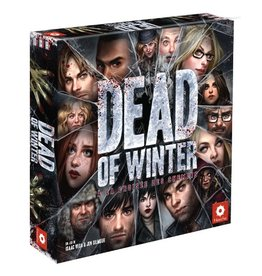 Plaid Hat Games Dead of Winter [français]