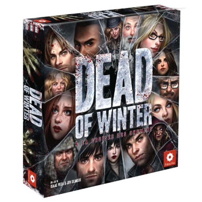 Plaid Hat Games Dead of Winter [French]