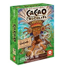 Z-Man Cacao : Chocolatl [multilingue]
