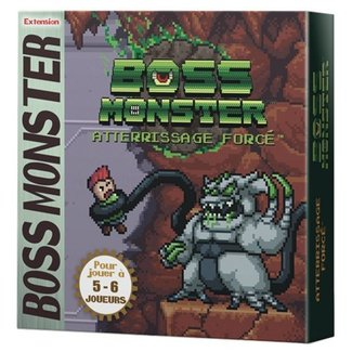 EDGE Boss Monster : Atterrissage forcé [French]