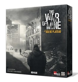 EDGE This War of Mine - le jeu de plateau [français]