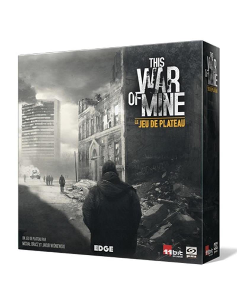EDGE This War of Mine - le jeu de plateau [français]
