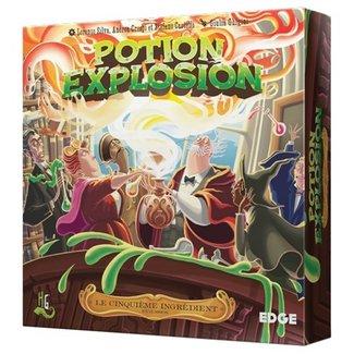 Horrible Guild Potion Explosion : Le cinquième ingrédient [French]