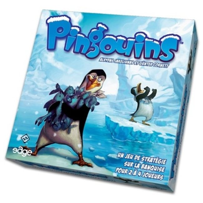 Fantasy Flight Games Pingouins [French]