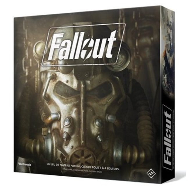 Fantasy Flight Games Fallout [French]