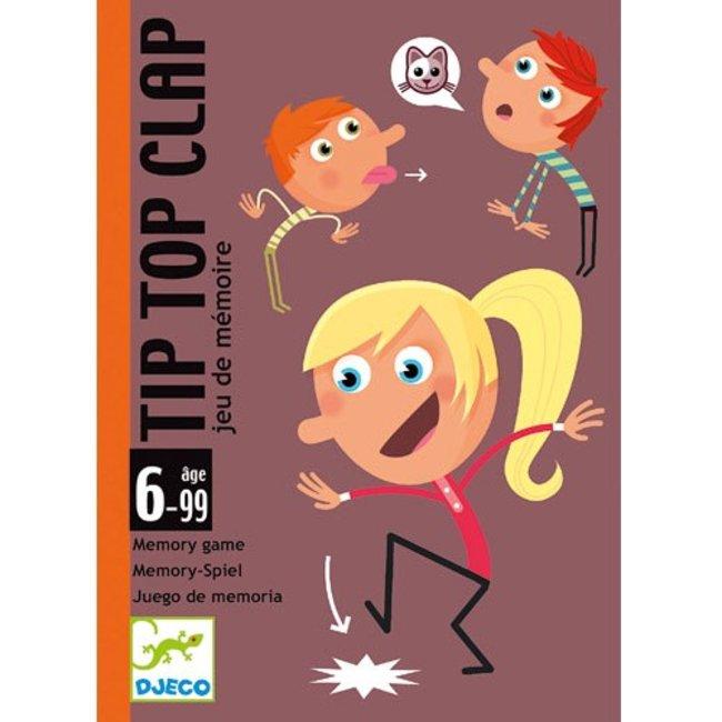 Djeco Tip Top Clap [multilingue]
