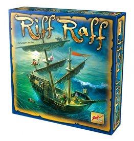 Zoch Zum Spielen Riff Raff [multilingue]