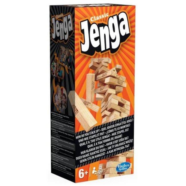 Hasbro Games Jenga - Classique [Multi]