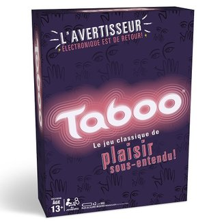 Hasbro Games Taboo [French]