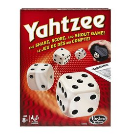 Hasbro Games Yahtzee [multilingue]