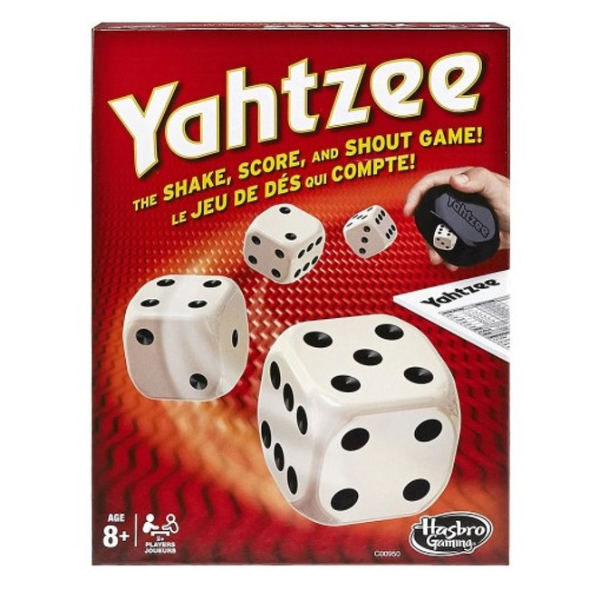 Hasbro Games Yahtzee [multilingue]