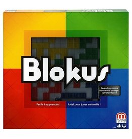 Mattel Games Blokus [multilingue]