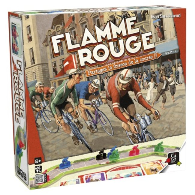 Gigamic Flamme Rouge [French]