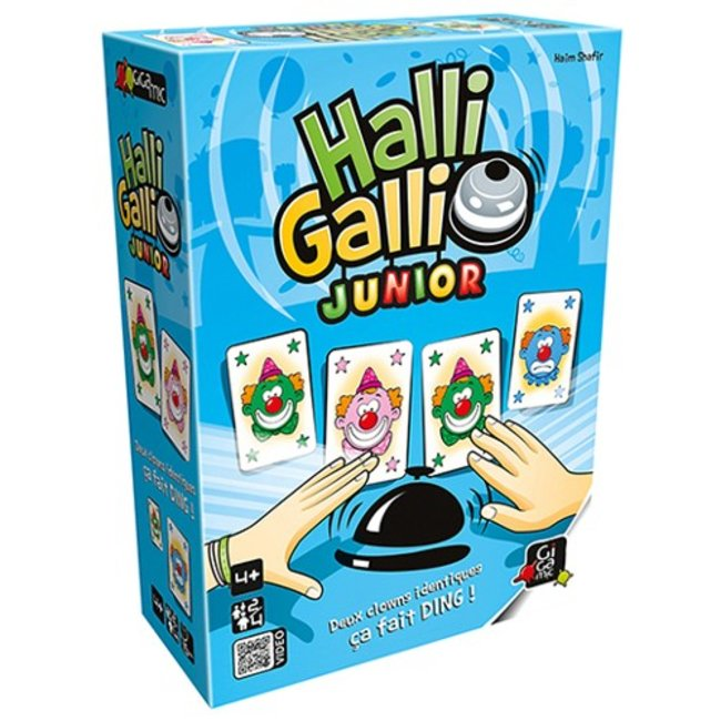 Gigamic Halli Galli - Junior [French]