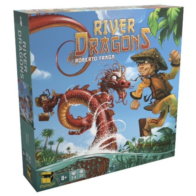Matagot River Dragons [Multi]