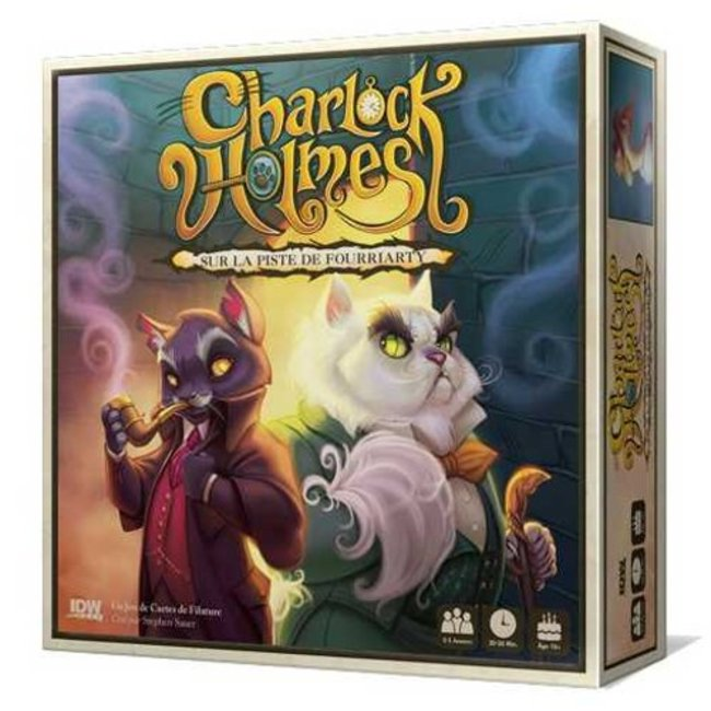 IDW Games Charlock Holmes [French]
