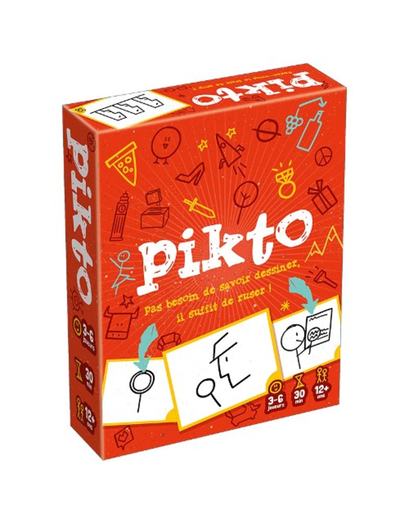 Cocktail Games Pikto [français]