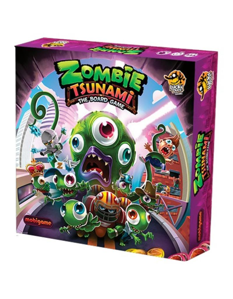 Lucky Duck Games Zombie Tsunami [français]