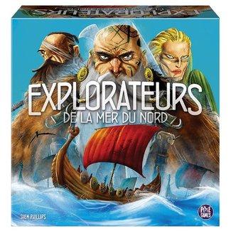 Pixie Games Explorateurs de la Mer du Nord [French]