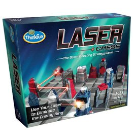 Thinkfun Laser Chess [anglais]