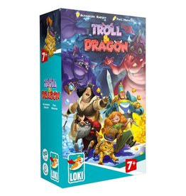 Loki Troll & Dragon [multilingue]