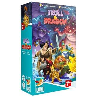 Loki Troll & Dragon [multilingue]