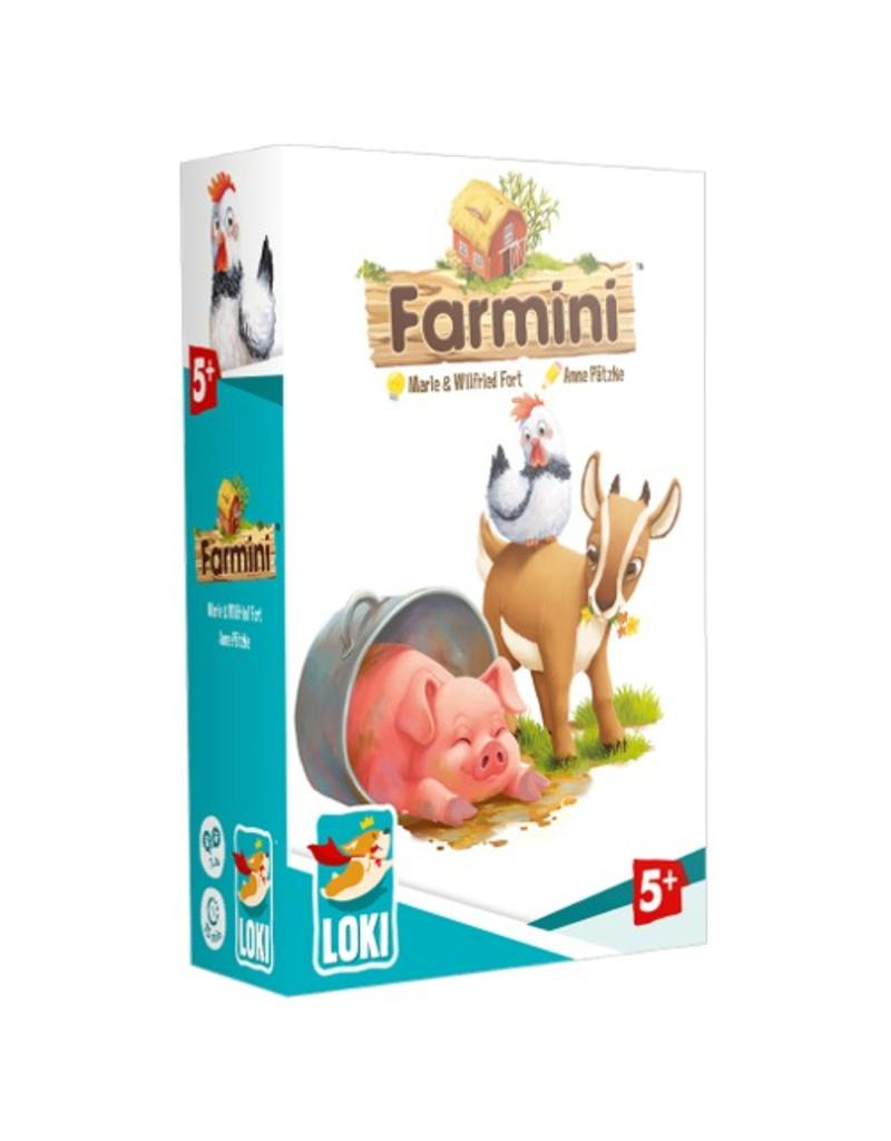 Loki Farmini [multilingue]