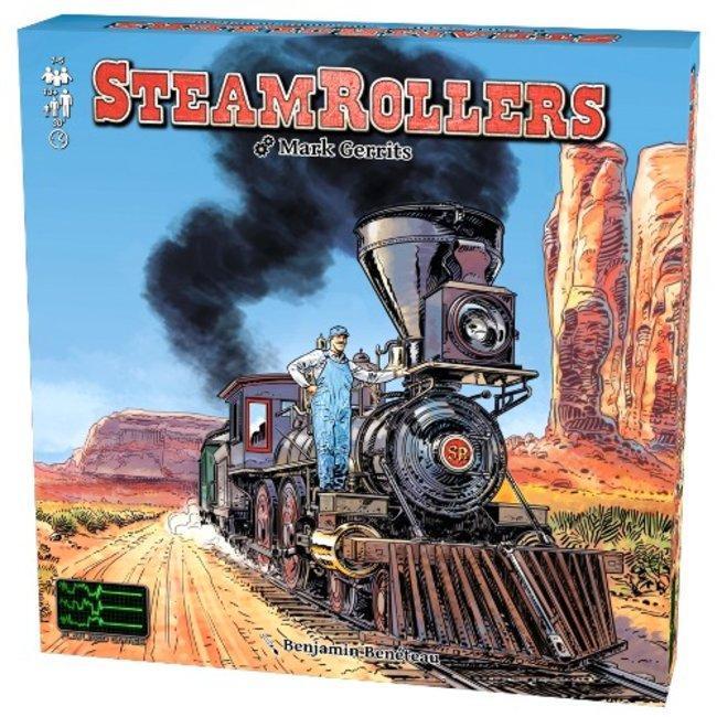 Flatlined Games SteamRollers [Multi]