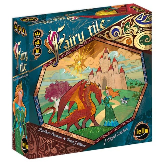 Iello Fairy Tile [French]
