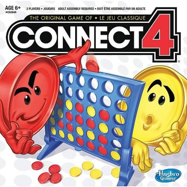 Hasbro Games Connect 4 (Puissance 4) [Multi]