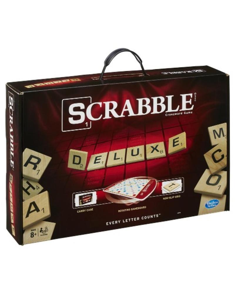 Hasbro Games Scrabble - De luxe [français]
