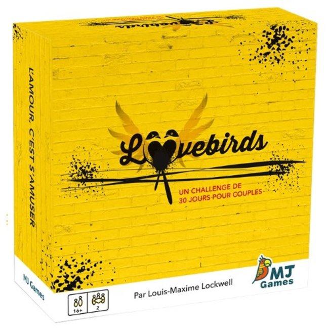 MJ Games Lovebirds [French]