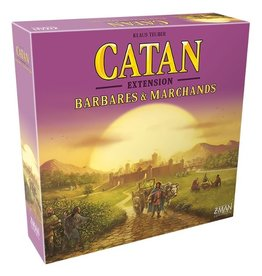 Kosmos Catan : Barbares & Marchands [français]