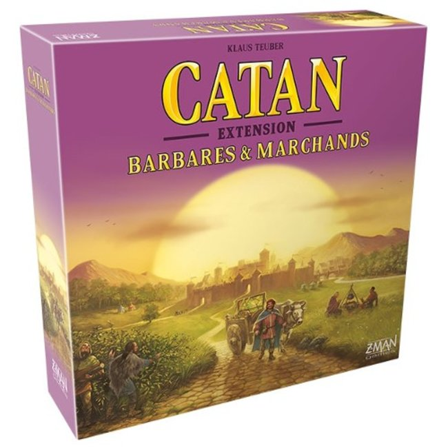 Kosmos Catan : Barbares & Marchands [French]