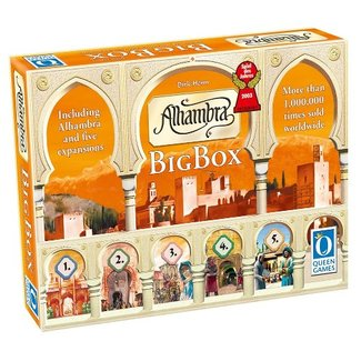 Queen Games Alhambra - Big Box [français]