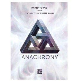 Mindclash Games Anachrony [anglais]