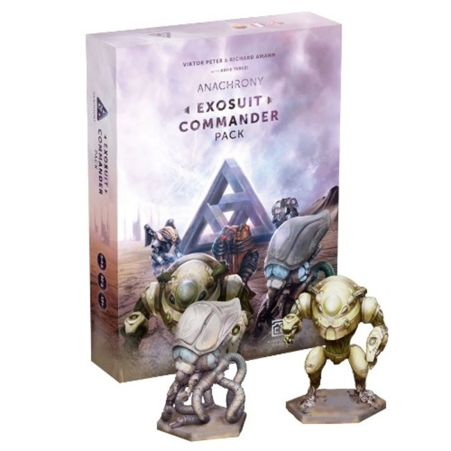 Mindclash Games Anachrony: Exosuit Commander Pack [Multi]