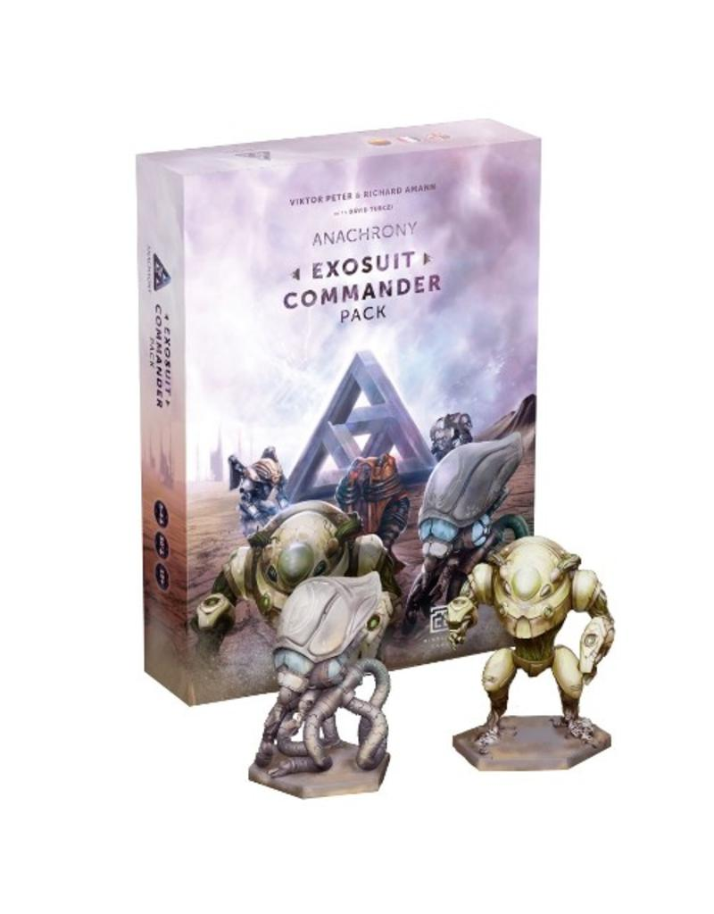 Mindclash Games Anachrony: Exosuit Commander Pack [multilingue]