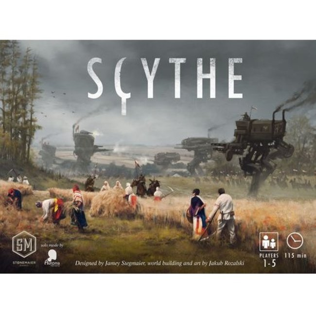 Stonemaier Games Scythe [anglais]