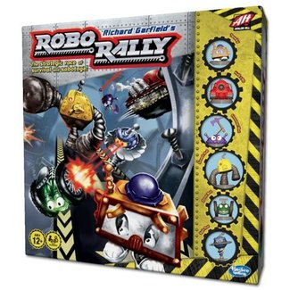Avalon Hill Games Robo Rally [English]