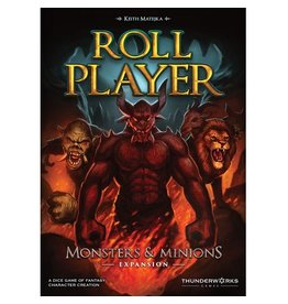Thunderworks Games Roll Player : Monsters & Minions [anglais]