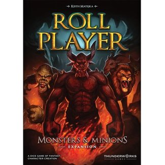 Thunderworks Games Roll Player : Monsters & Minions [English]